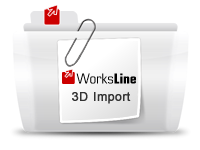 worksline 3D-import